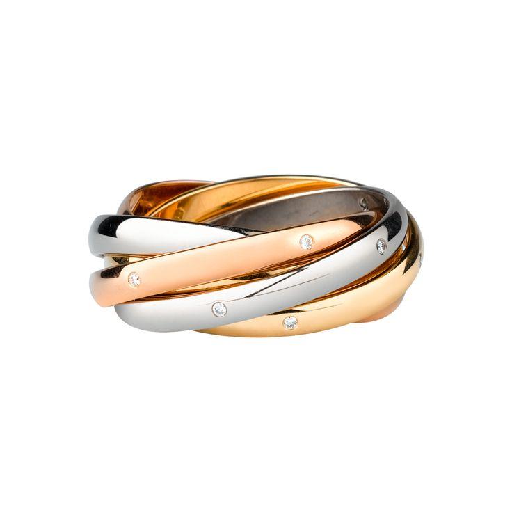 Vale Jewelry Trinity Ring