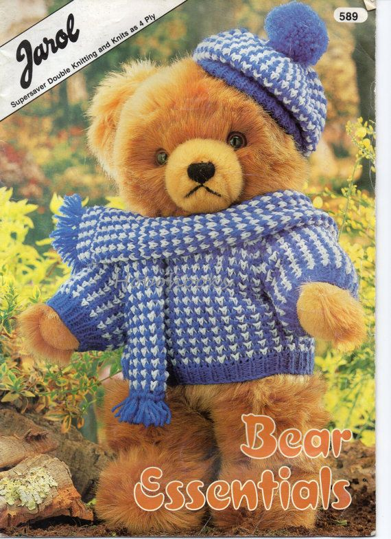 Pudsey Bear Knitting Pattern Images Knitting Patterns Free Download