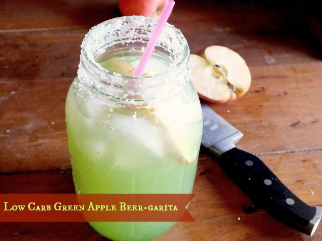 Green Apple Beer-garita (OWL Phase2)