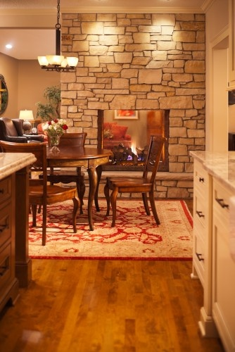 Wonderful Fireplaces In The Dining Room For Cozy And Warm: 1000+ Images About Fireplace On Pinterest