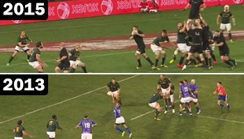Brilliant Richie McCaw lineout move first done vs Springboks by Samoa in 2013 – Rugby videos of tackles, tries, funny incidents and more – Rugbydump.com