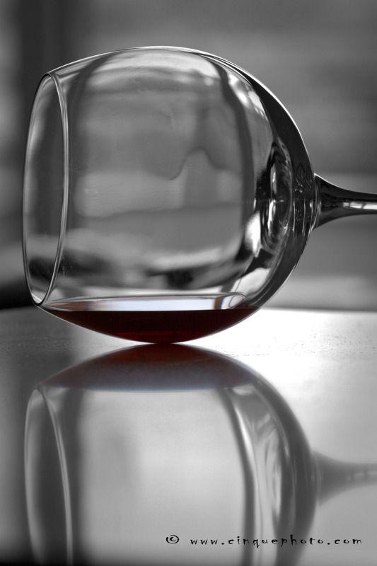 """Italian Wine Tasting"" by Grievas - Wine glass Photography #BandW"