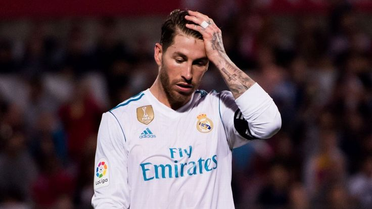Sergio Ramos: 'Real Madrid can make up eight-point gap on Barcelona'