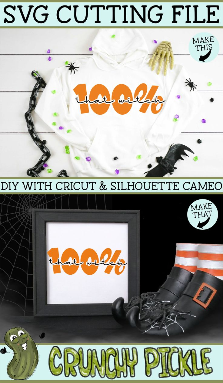 Pin on Halloween SVG files Silhouette and Cricut Cutting