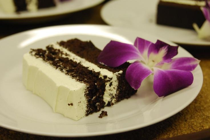 Wedding cake slice - Fuchsia Epicerie Fleur