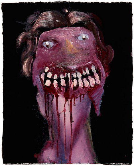 'Der Typ unter deinem Bett' 2011 (The Guy under Your Bed), by Andreas Golder