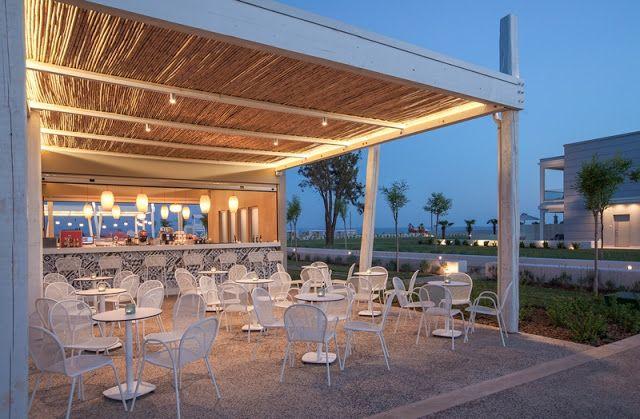 Mexil Design Hotel Blue Lagoon Princess Halkidiki  #mexil #hotel #poolbar #halkidiki