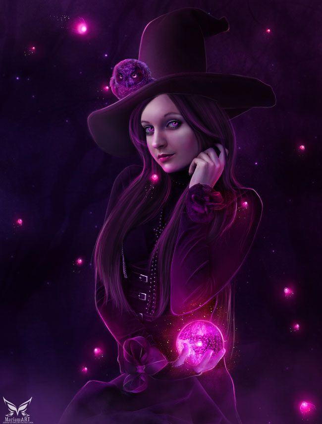 beauty_witch_by_aneen_alrooh-d51i9jv.jpg (650×855)