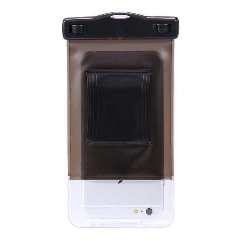 WATERPROOF SEALED BAG POUCH PHONE CASE FOR APPLE IPHONE 6 6S 7 PLUS 5S SE & SAMSUNG S8 S6 EDGE S7 EDGE J5 J7 2016 P8 BAG