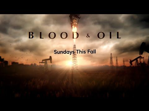 New tv series autumn 2015-2016 part 1   Passionate Life : Blood & Oil