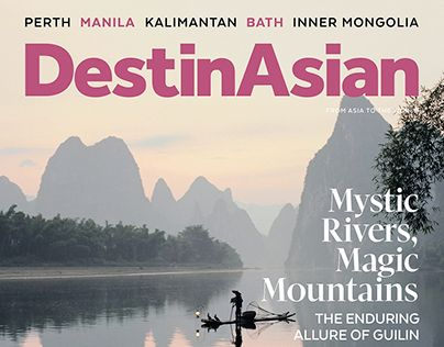 "Check out new work on my @Behance portfolio: ""DestinAsian 89 April/May 2016"" http://be.net/gallery/35897691/DestinAsian-89-AprilMay-2016"