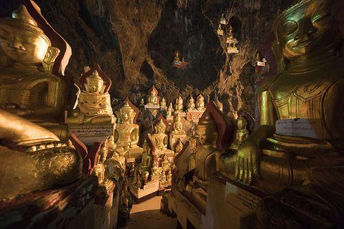 Pindaya - Myanmar