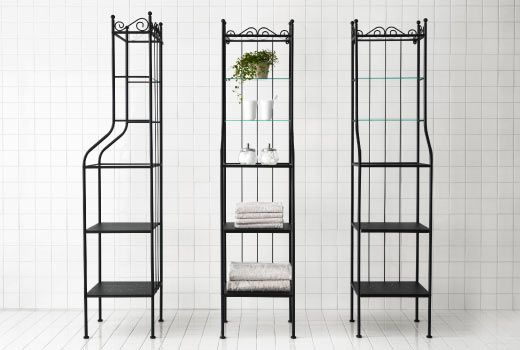 Objects of Design #157: Bathroom Shelving | Mad About The House