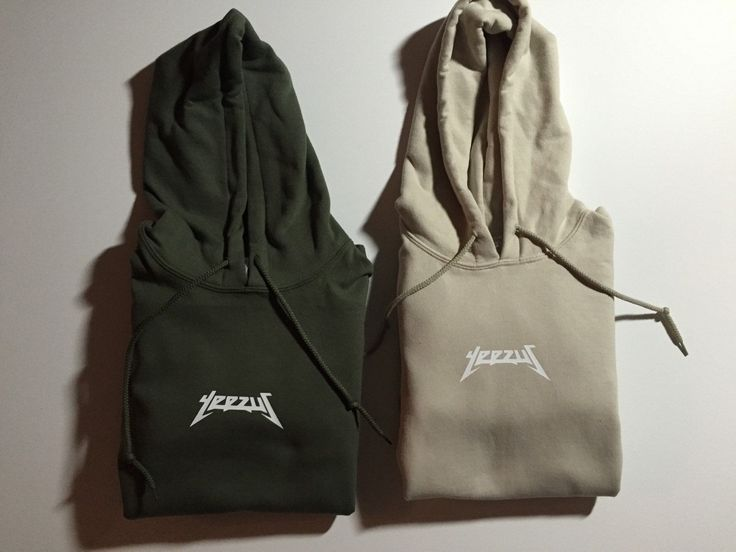 KANYE WEST YEEZUS NEW LOGO HOODIE in Clothes, Shoes & Accessories, Men's Clothing, T-Shirts | eBay