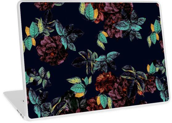 Laptop Skins Roses Garden by talipmemis