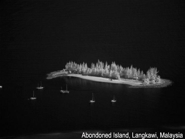 Abandoned Island ©Thakur Dalip Singh