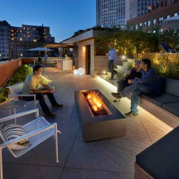 25+ Best Ideas About Dachterrasse Gestalten On Pinterest ... Terrasse Gestalten Ideen Stile