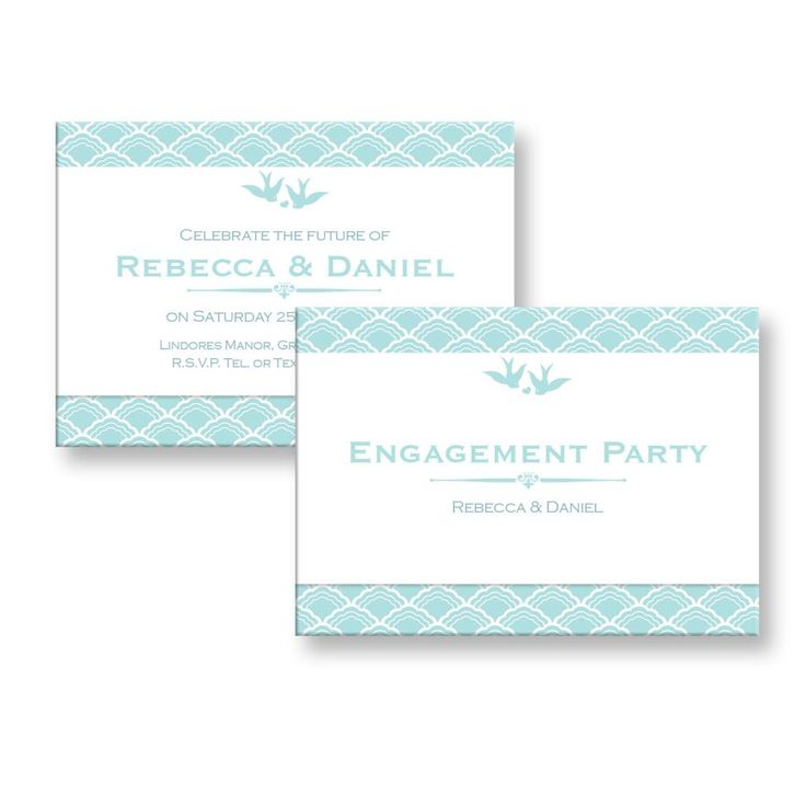 50+ best Trending Engagement Personalised Party Invitations images ...