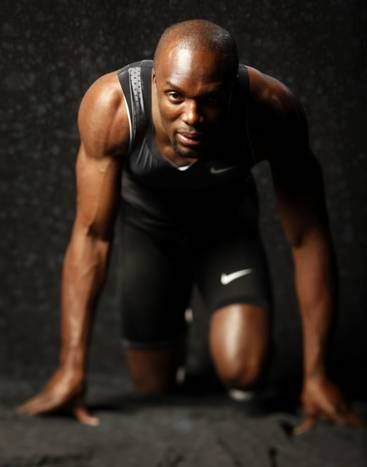 LaShawn Merritt Team: USA Track and Field Events: 400m Hometown: Portsmouth, Va.  DMN photographer Vernon Bryant photographed athletes at the Olympic Team Media Summit in Dallas.