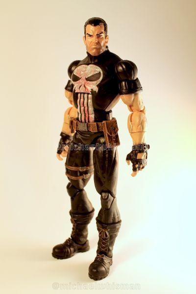 Punisher (Marvel Legends) Custom Action Figure