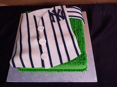 if i have any say so at all, he will not have a yankees cake