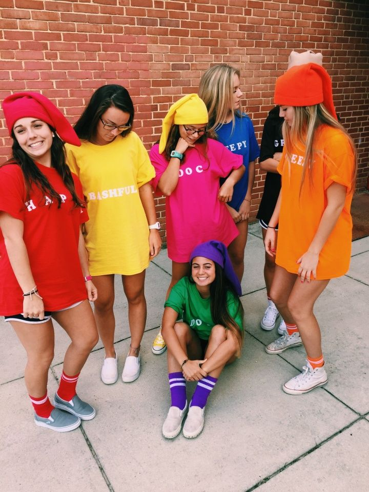 Cute Group Halloween Costumes