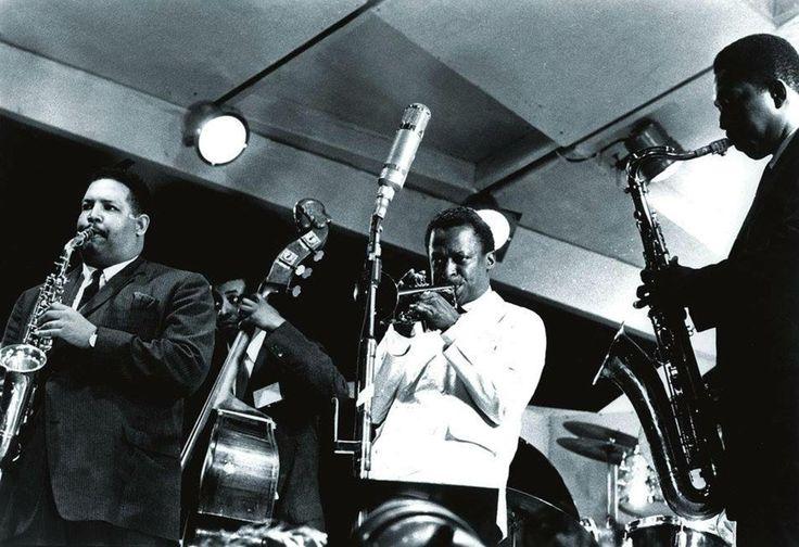 Cannonball Adderley, Paul Chambers, Miles Davis, John Coltrane