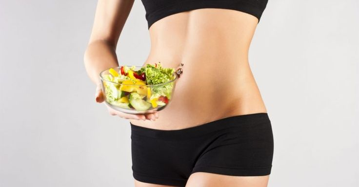 Simple Diet Tips To Get A Flat Stomach