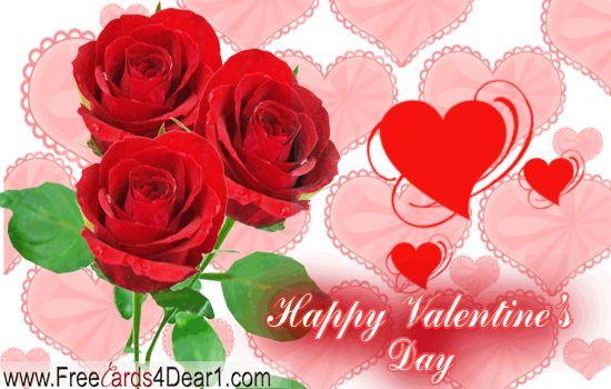 cartoon valentine ecards