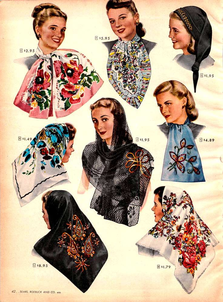 1940s Fashion for Women & Girls | 40s Fashion Trends, Photos & More