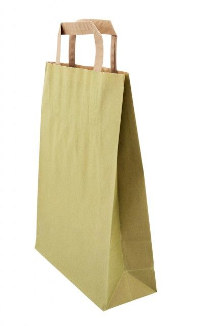 Flat Handle Paper Bags increasingly popular with retailers   My Printed Carrier Bags   http://www.myprintedcarrierbags.co.uk/flat-handle-paper-bags