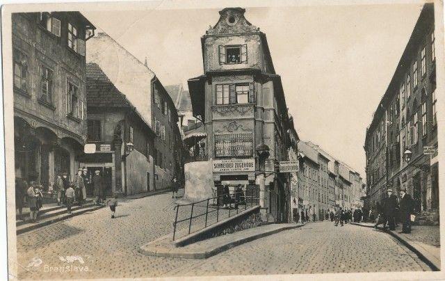 Židovská ulica