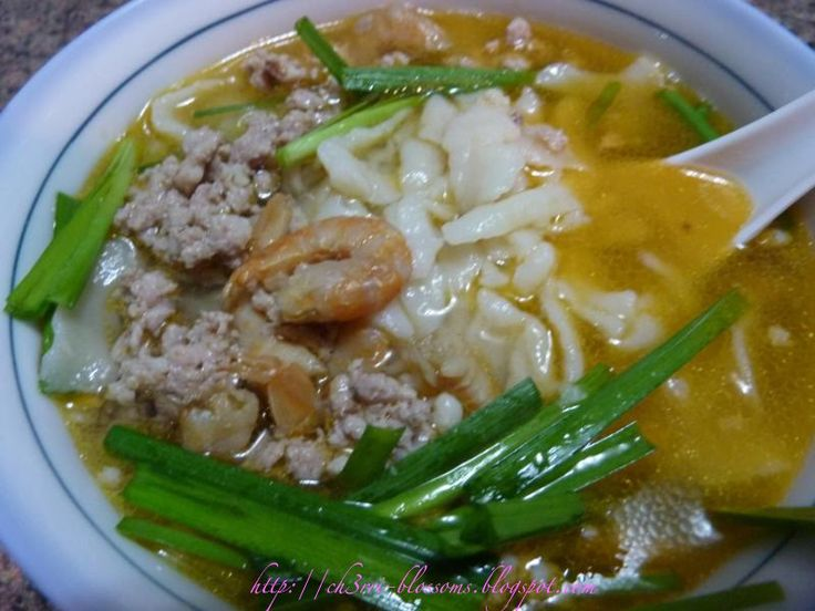 Dao xiao mian soup recipes