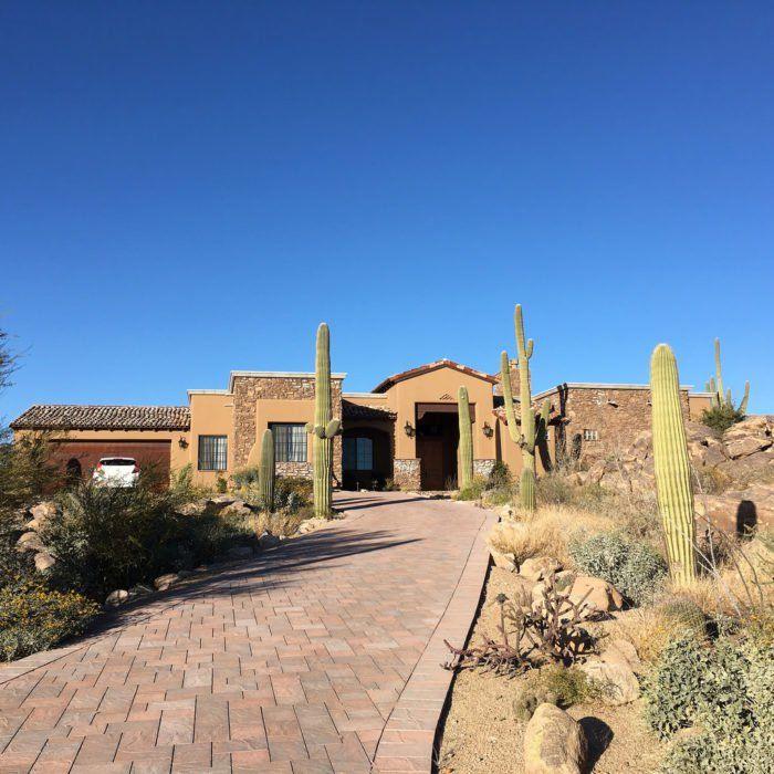 Top 70 Best Desert Landscaping Ideas: Best 25+ Arizona Landscaping Ideas On Pinterest