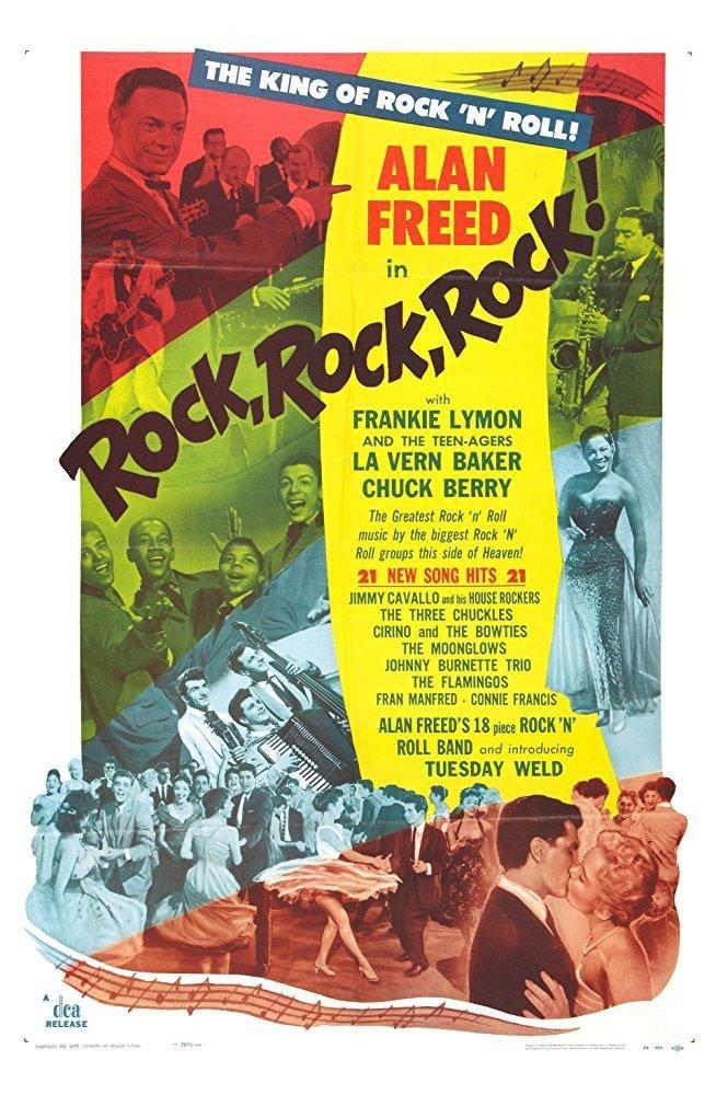 Rock, Rock, Rock (1956) - Alan Freed DVD