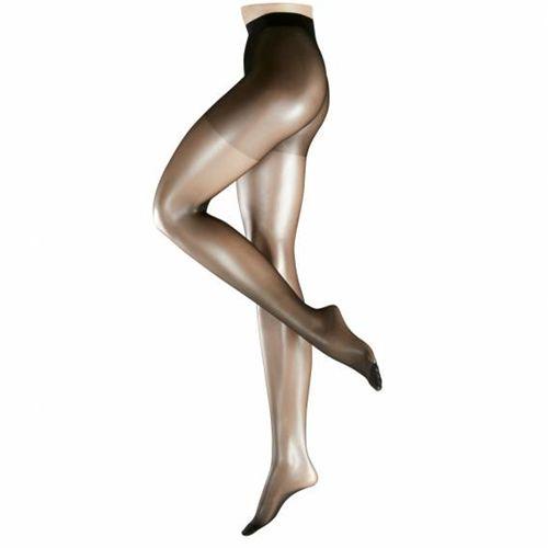 Invisible delux. S - L. Sort og tan.    En elegant tights i 8 den, utrolig tynn, med matt effekt. Utsøkt stoffsammensetning og feminin trusedel gir dette en luksuriøs følelse.