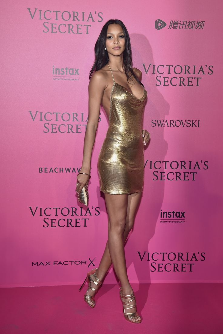 Lais Ribeiro  Victoria's Secret 2016 Fashion Show After Party in Paris - November 30, 2016