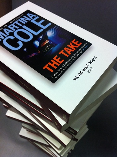 The World Book Night edition of Martina Cole's The Take: Books Worth, Books Night, Uk Books