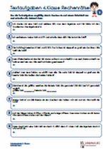 42 besten Mathematik 4.Klasse Arbeitsblätter Übungen Textaufgaben ...