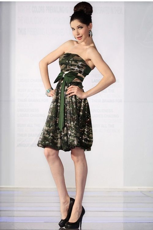 cute camouflage prom dresses - Google Search