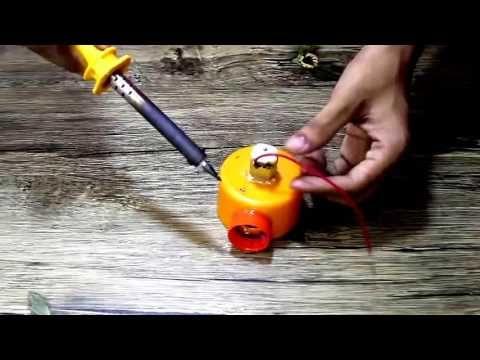 Cara Mudah Membuat Vacuum Cleaner Dan Pistol Angin Di Rumah