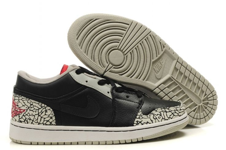 http://www.airjordan2u.com/air-jordan-1-low-phat-black-cement-p-1092.html Only$73.39 AIR #JORDAN 1 LOW PHAT BLACK CEMENT #Free #Shipping!