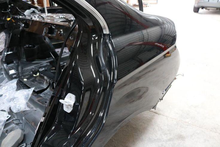 drivers side rear quarter panel