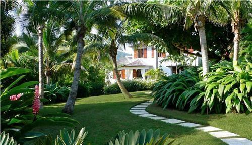 Tropical Walkway  Walkway and Path  Craig Reynolds Landscape Architecture  Key West, FL
