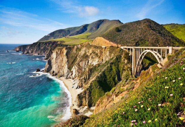 California Road Trip Planner With 17 Striking Stops. Check Out California Road Trip Blog And Tips. Best Stops On The California Road Trip. Plan Your Trip Now.