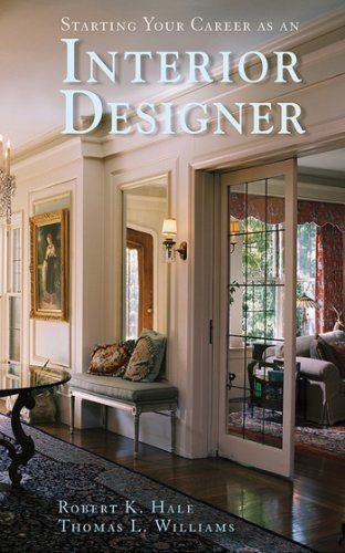 Starting Your Career as an Interior Designer by Robert K. Hale, http://www.amazon.com/dp/B0038STZIO/ref=cm_sw_r_pi_dp_FiZssb03ZA2TJ