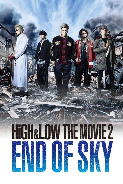 Nonton High And Low Season 1 Sub Indo : nonton, season, HiGH&LOW, Movie, (2017), Bioskop,, Bagus,, Jepang