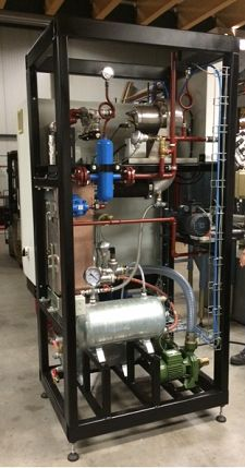 Green Turbine™ | Green Turbine 15 kW