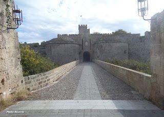 ΡΟΔΟΣυλλέκτης: Μεσαιωνική πόλη της Ρόδου: Μνημείο παγκόσμιας πολι...