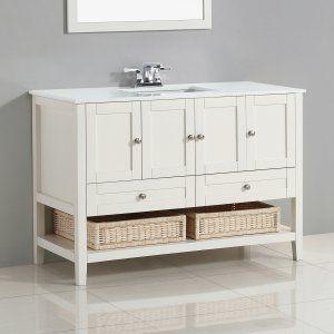 Farmhouse / Cottage Single Sink Vanities on Hayneedle - Farmhouse / Cottage Single Sink Vanities For Sale